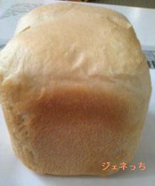 パン焼きあがり