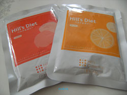 パステルゼリー  マンゴー味とオレンジ味
