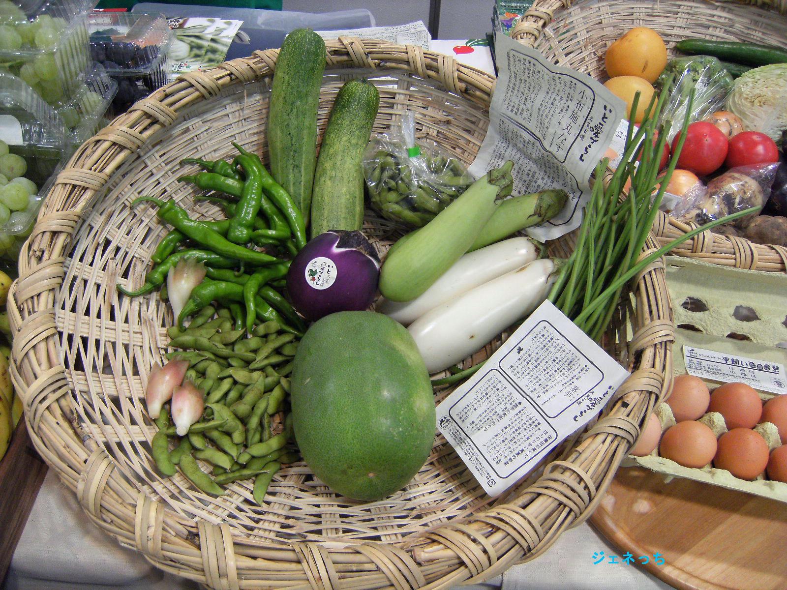 らでぃっしゅぼーや お野菜