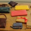 ハレルヤの革製品